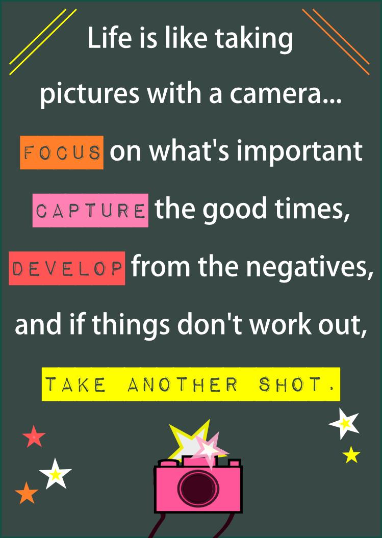 Free printable motivational quote wall art – ausdruckbares ...