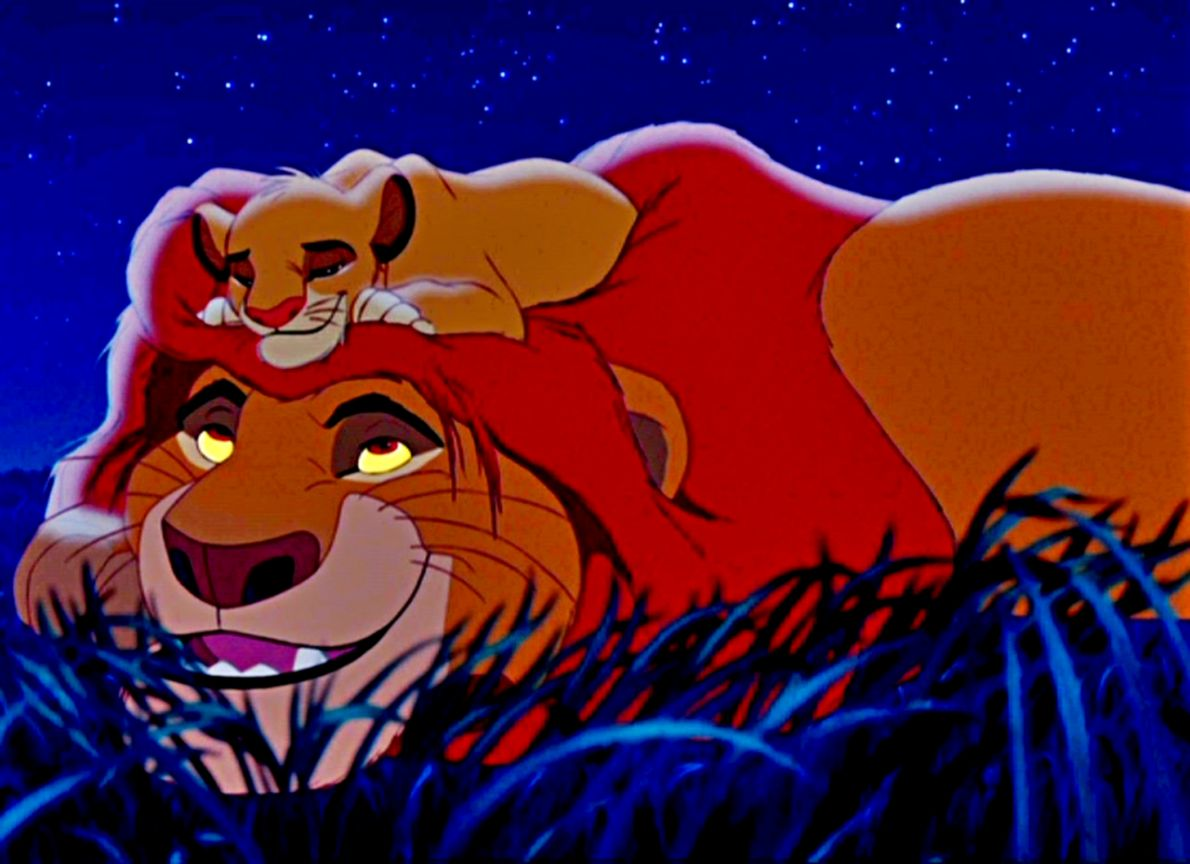 Simba The Lion King Animated Cartoon Hd Wallpaper Lock Wallpapers