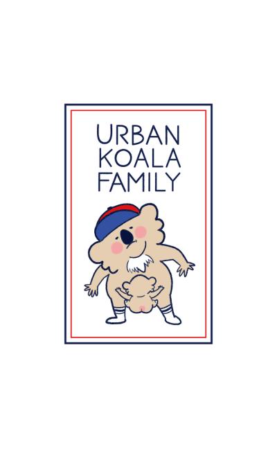 URBAN KOALA FAMILY