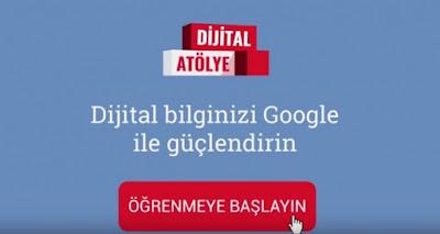Google'nin Dijital Atölye Projesi Nedir?