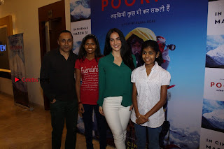 The Red Carpet Of The Special Screening Of Poorna  0065.JPG