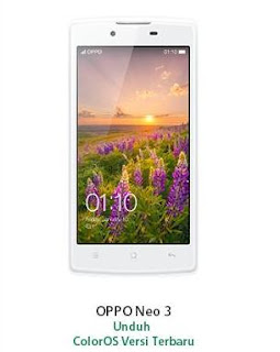 oppo Neo 3 Original R831K