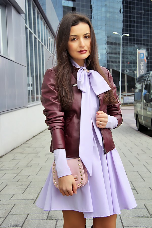marsala jacket