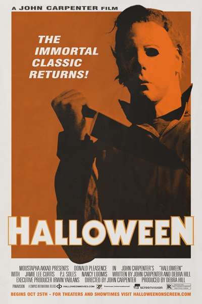 John Carpenter's 'Halloween' Returns to Theaters October 2017 ...