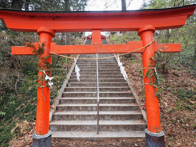 稲荷山公園 稲荷神社