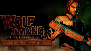 The Wolf Among Us Episode 2 Wallpaper