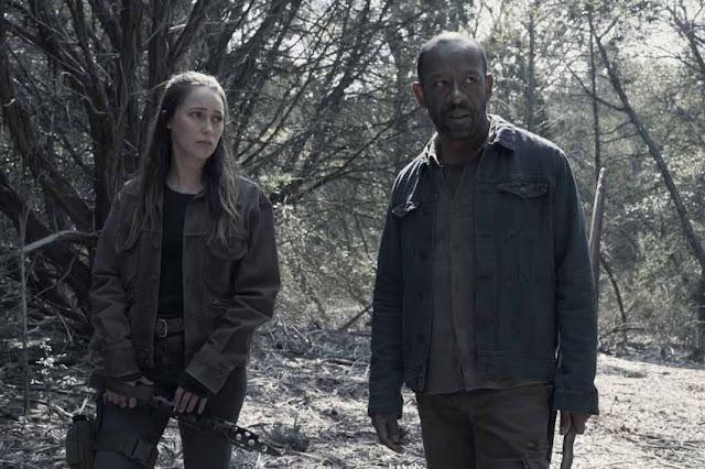 لمحبي الموتى السائرون: لماذا عليكم بدء مشاهدة Fear the Walking Dead اليوم وليس غداً!  توسعة عالم The Walking Dead المُرتقبة