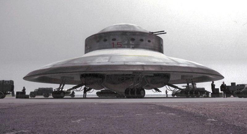 Tmp Haunebu Ii German Flying Saucer Topic