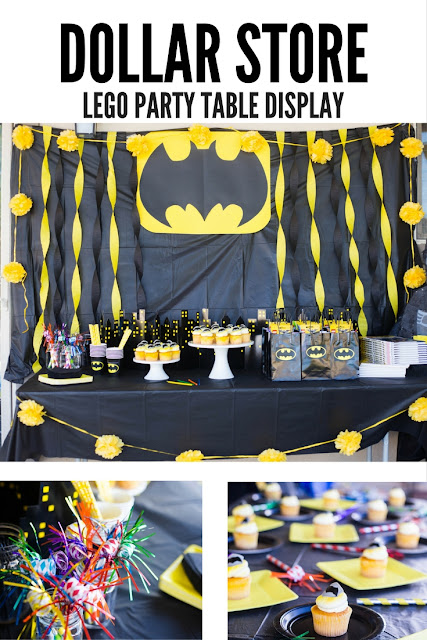 dollar store birthday party ideas.