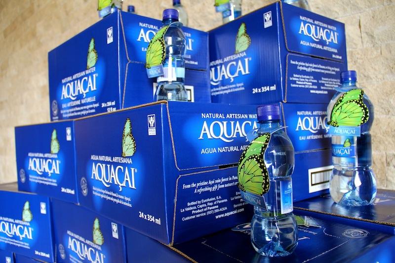 Natural Artesian Water Aquacai