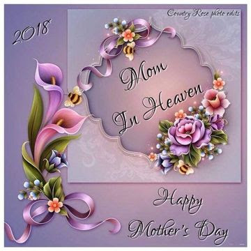 mother in heaven quotes pictures