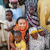 Ibinabo visits orphanage home in Gombe state (PHOTOS)
