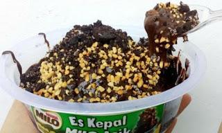 8 Aneka Resep Membuat Es Kepal Milo Enak Dan Mudah Bisa Dibuat Sendiri