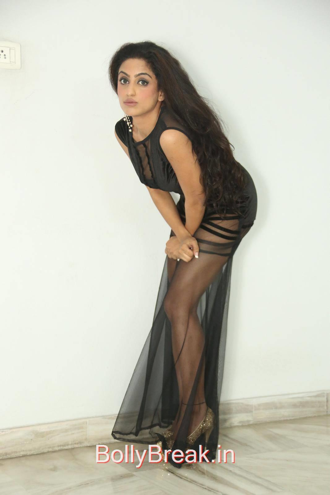 Tollywood Actress Virti Khanna, Virti Khanna Hot Pics from Calling Bell Movie Audio Launch