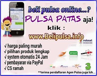 Beli Pulsa Online