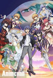 Date A Live III - Date A Live 3, Date A Live 3rd Season 2019 Poster