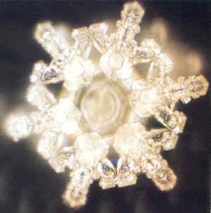 Su Kristallerinin Sırrı Nedir?