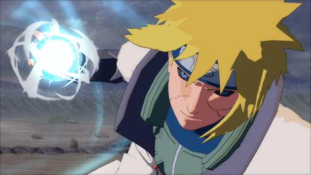 Naruto Shippuden Ultimate Ninja Storm Revolution PC Download Photo