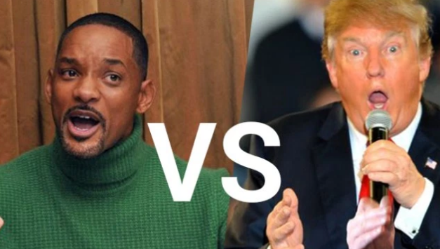 Aktor Will Smith Tampar Donald Trump soal Islamphobia di Amerika