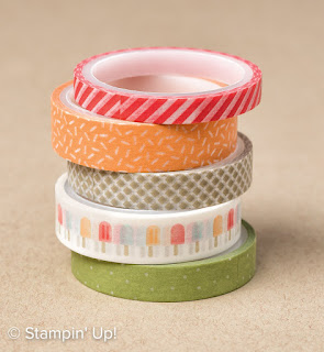 Tasty Treats Designer Washi