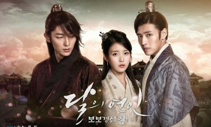 Episod Akhir Scarlet Heart Ryeo