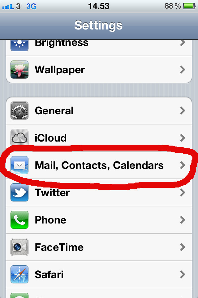 TechTutorerne på Blaagaard/KDAS: Guide til ucc-email på din iphone eller android telefon