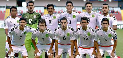 Contricantes México Mundial Sub 20 Corea 2017