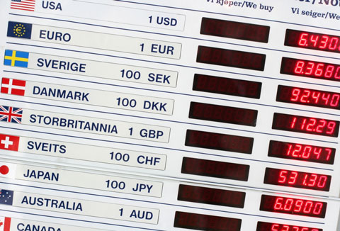 1 eur to sek forex