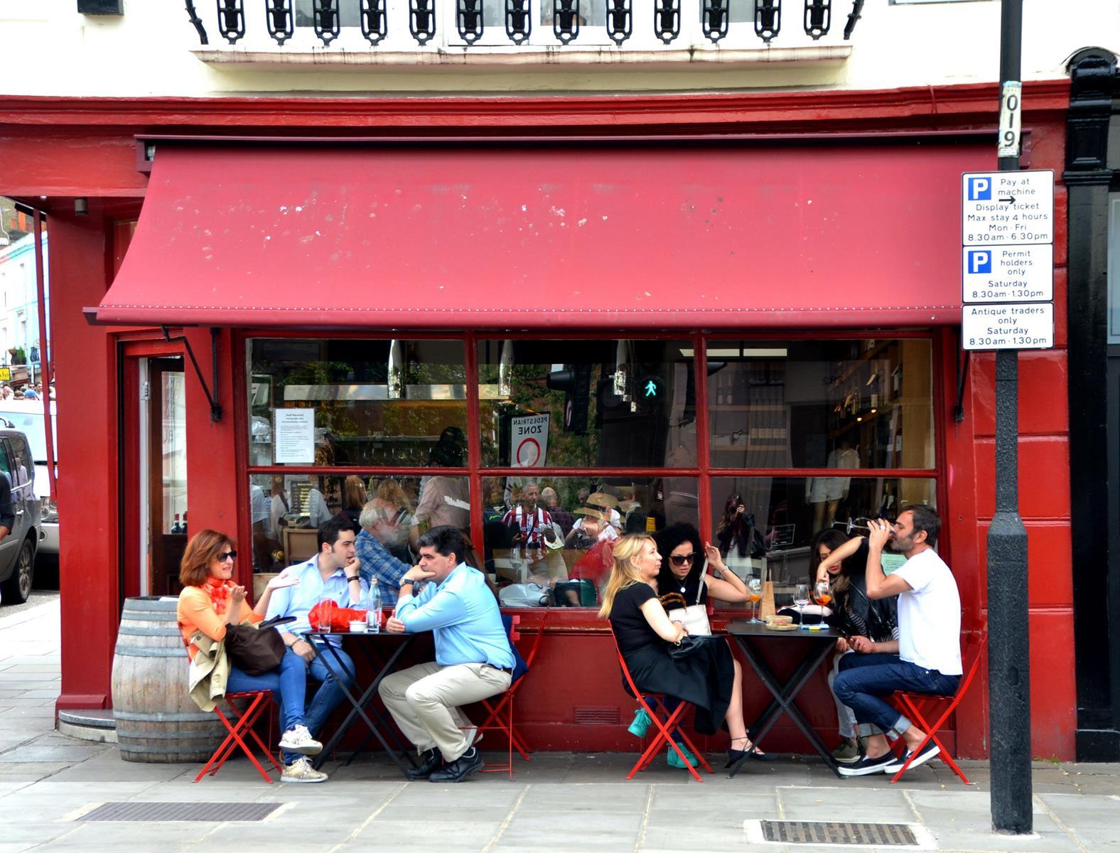 notting hill londyn atrakcje