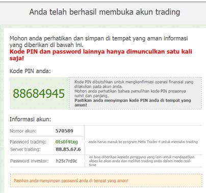 Cara membuka akun forex trading di malaysia