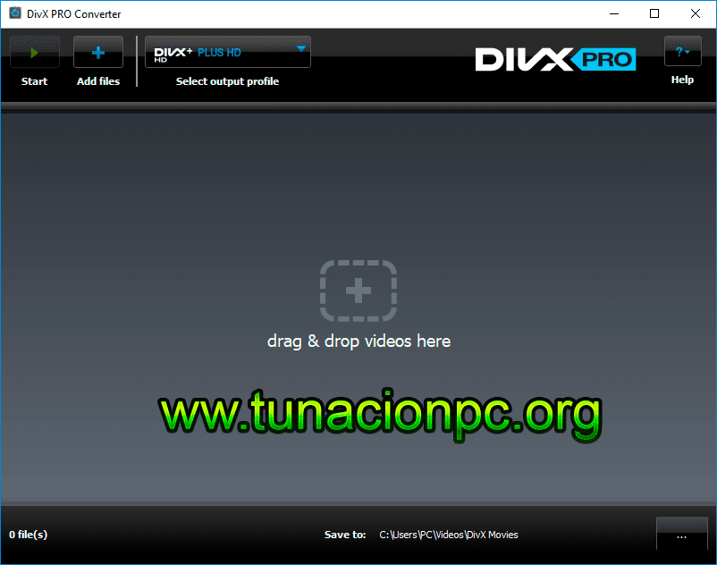 DivX Plus Full Ingles, Repructor y Convertidor de Video