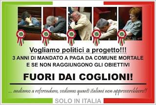 L 39 altra politica la politica nell era della tv vizi e for Parlamentari italiani numero