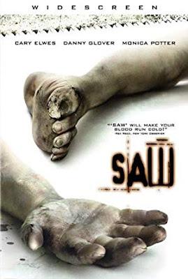 Saw 2004 Dual Audio Hindi 720p BluRay 750MB