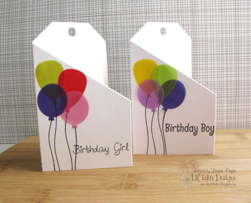 Balloon Tag: Lil' Inker Designs- The Store Blog: Lil' Inker Designs 3rd