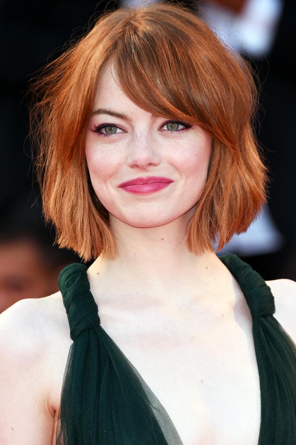 Emma Stone Hair, Emma Stone Bob
