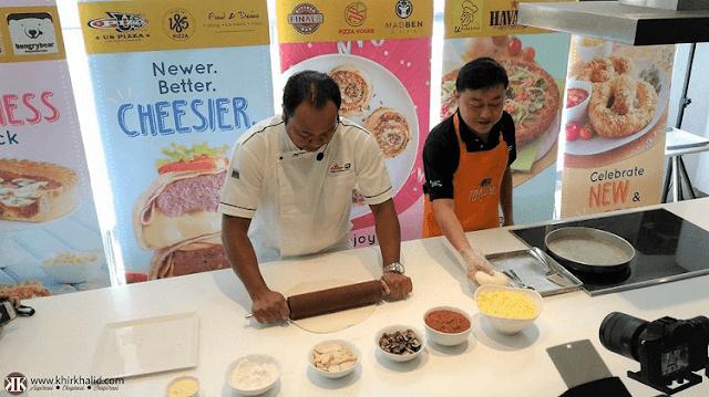 Chef Firuz, PizzArt, Anchor Food Professionals,