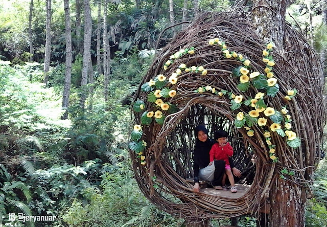 Wana Wisata Kampoeng Ciherang