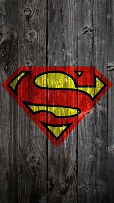 wallpaper super man para celular