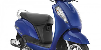 Suzuki Access 125 Body Image