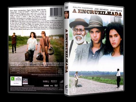 Capa DVD A Encruzilhada