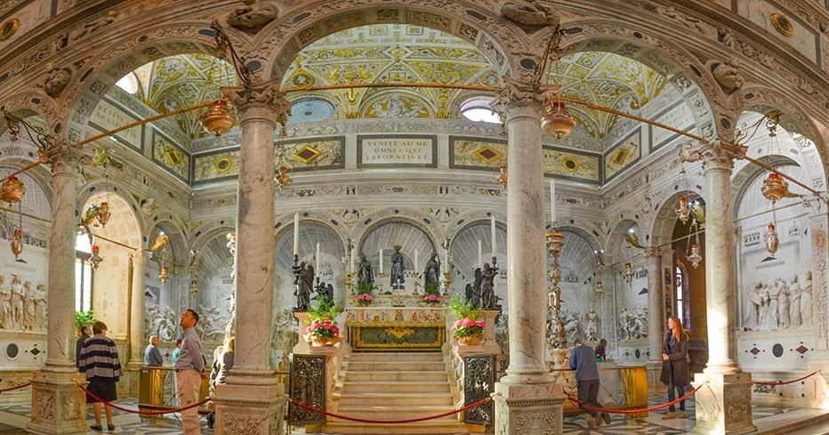 Padova in diretta dal santuario di sant 39 antonio la webcam sulla tomba - La finestra padova ...