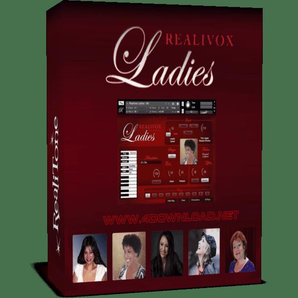 Download Realitone - Realivox Ladies KONTAKT Library