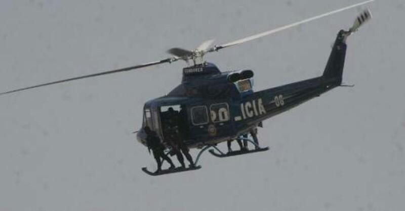"""Con megaoperativo de 800 policias y helicópteros de SSP capturan a """"El H"""" en la CDMX"""