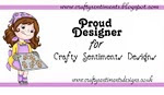 Past DT - I design for Crafty Sentiments