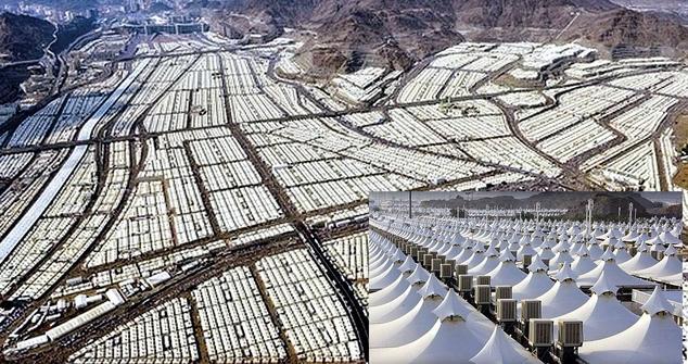 Zeltstadt Mekka