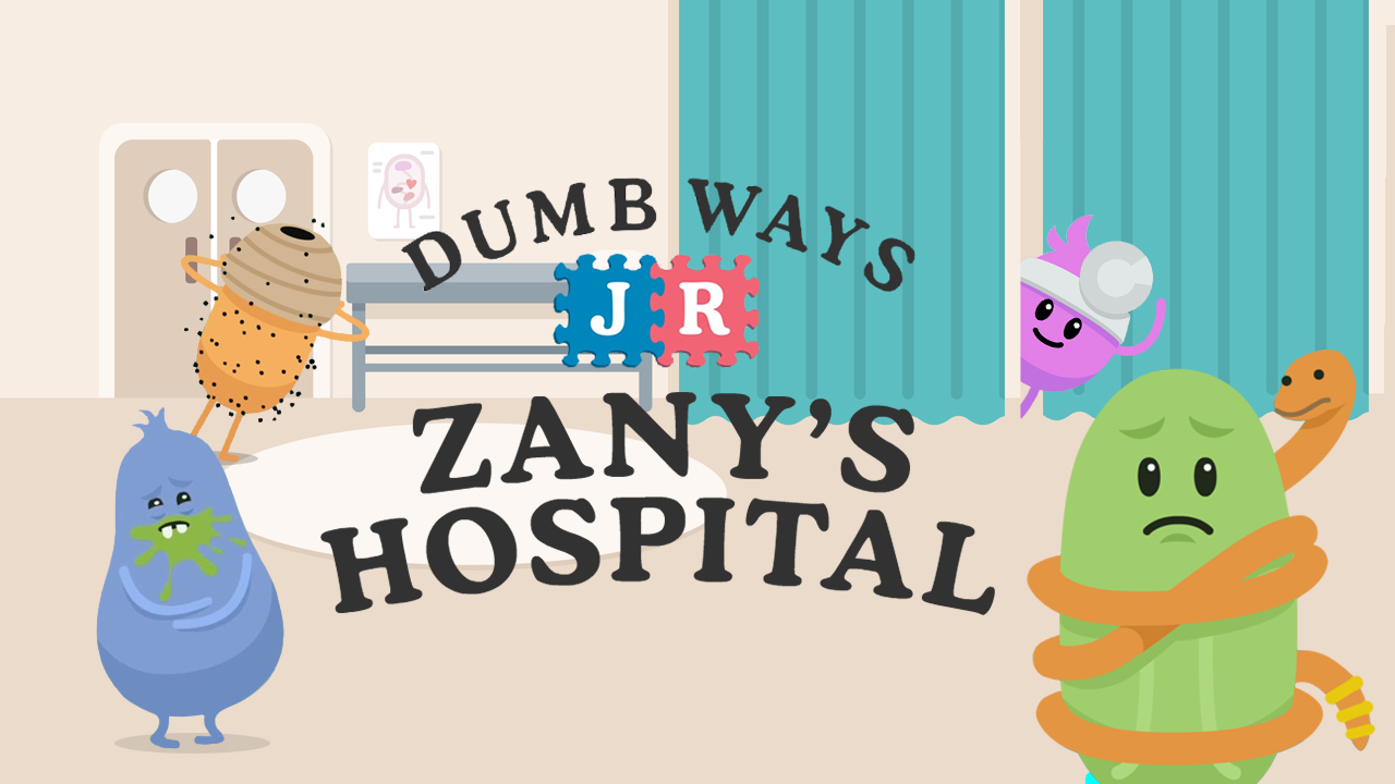 Dumb Ways JR Zanys Hastanesi - Dumb Ways JR Zanys Hospital