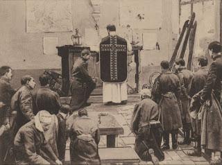 religion messe 1914 1918