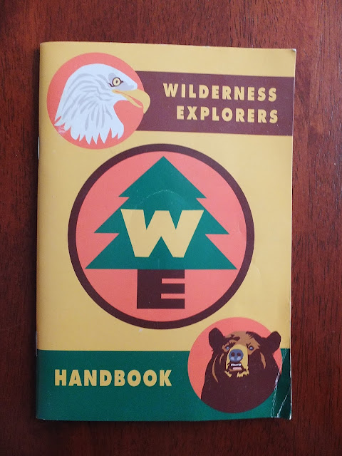 Wilderness Explorers Handbook Disney's Animal Kingdom