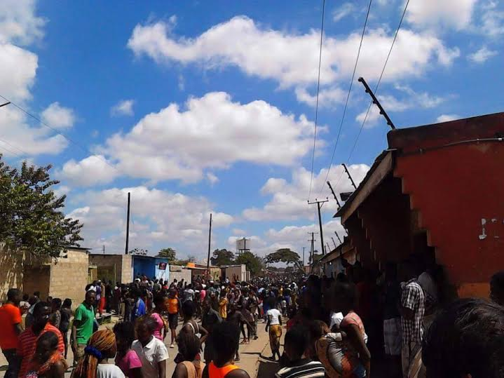 6 Photos: Foreigners killed as Zenophobic attacks erupt in Zambia
