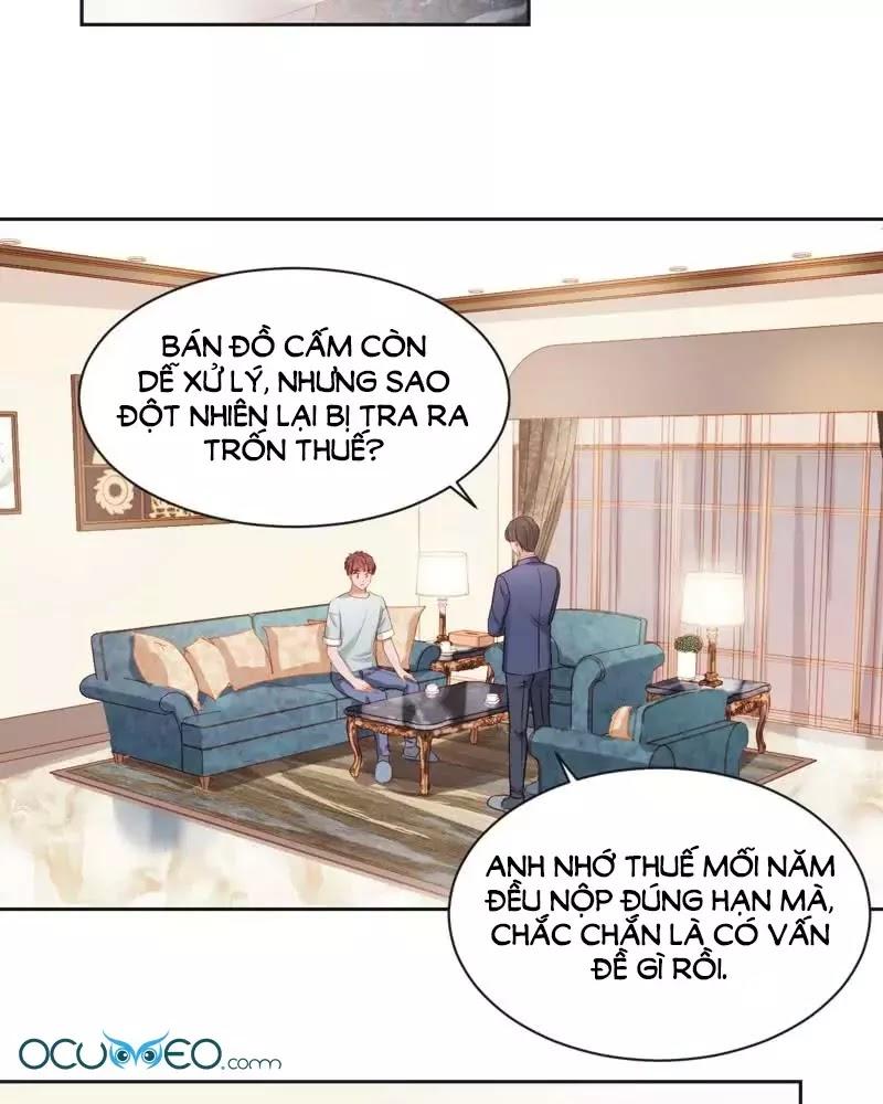 Khi Trá Luyến Nhân chap 34 - Trang 47